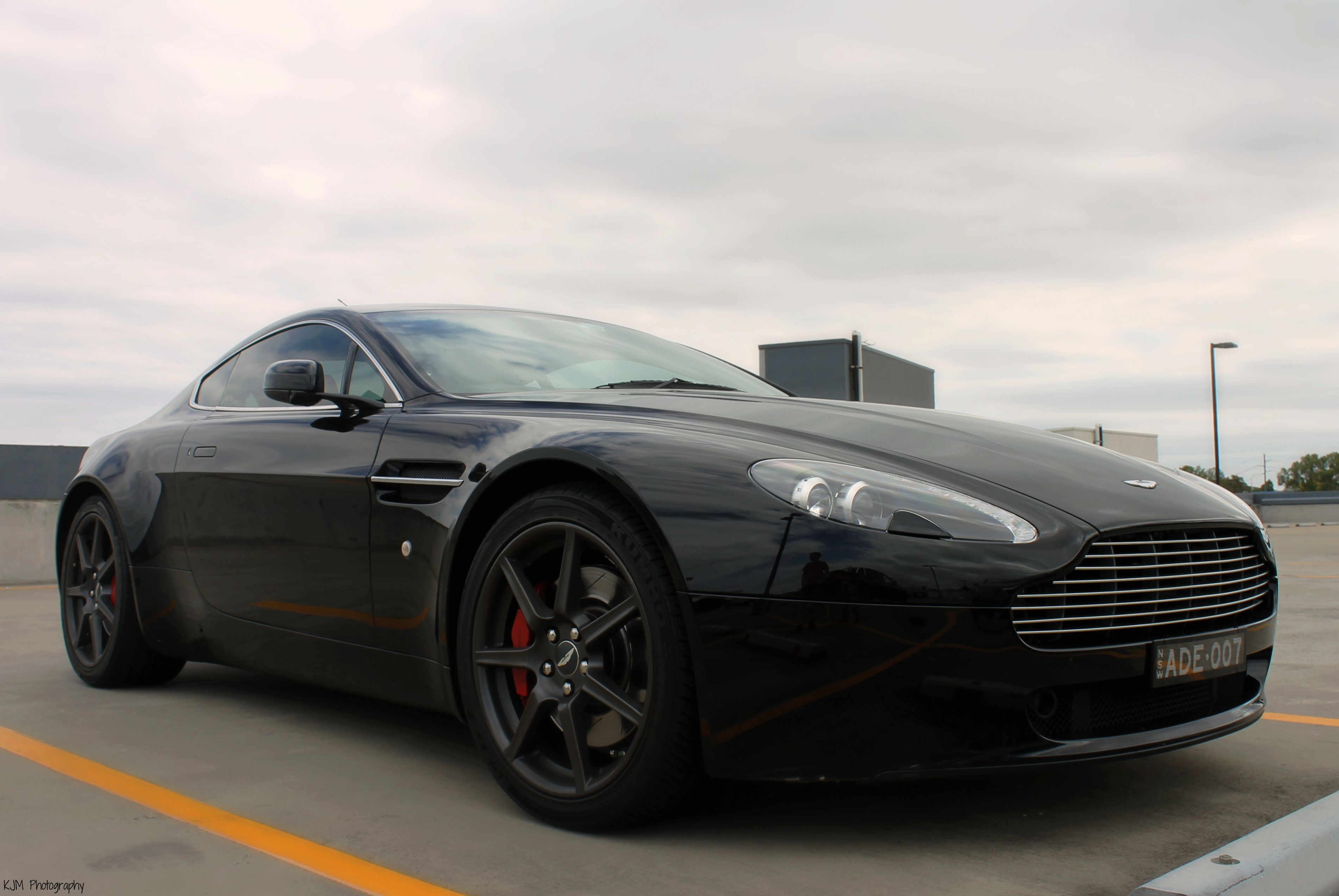 2007 aston martin v8 vantage kjm photography. Cars Review. Best American Auto & Cars Review
